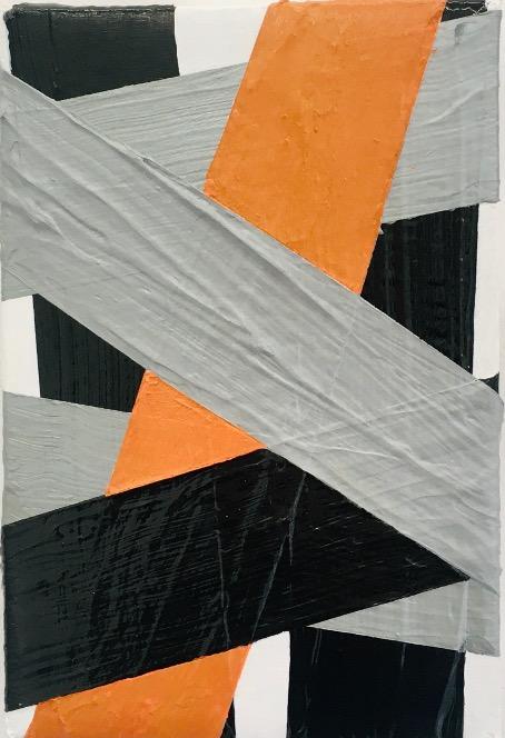 Acryl auf Pappkarton \r<br>22 x 14 cm\r\n\r\nPhoto: Gilla Loercher