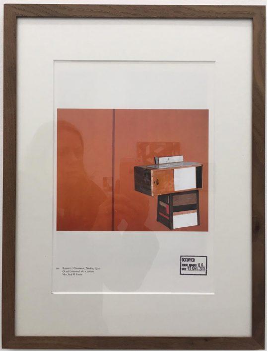 42 x 32,4 cm, gerahmt\r<br>\r\nPhoto: Gilla Loercher