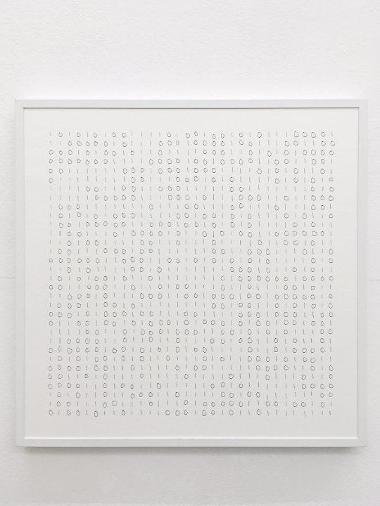 ink on paper <br>30 x 30 cm \n\nPhoto: Gilla Loercher, courtesy the artist