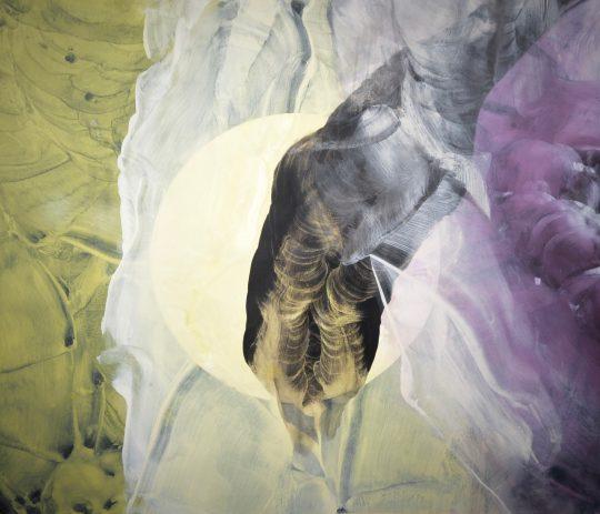 Egg tempera on canvas \r<br>140 x 160 cm\r\n\r\nPhoto: Ute Schendel