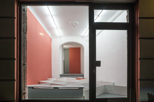 Foto: Ute Schendel, courtesy Galerie Gilla Loercher and the artist