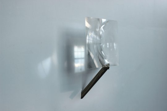 magnifying glass and chassis \r<br>60 x 60 cm \r\n\r\nPhoto: Capucine Vandebrouck