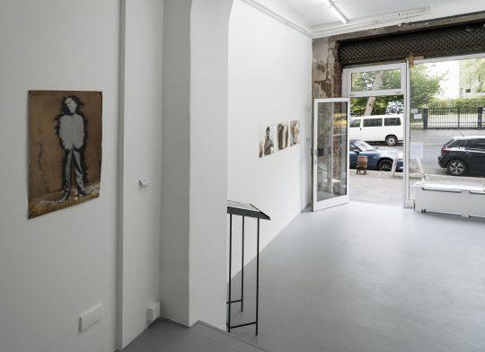 Foto: Ute Schendel, courtesy Galerie Gilla Lörcher
