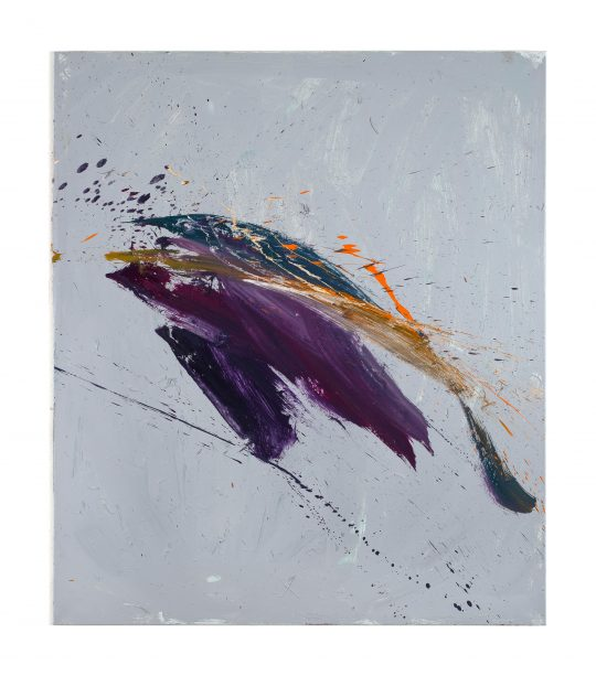 oil on canvas \r<br>140 x 120 cm\r\n\r\nPhoto: Simone Strasser