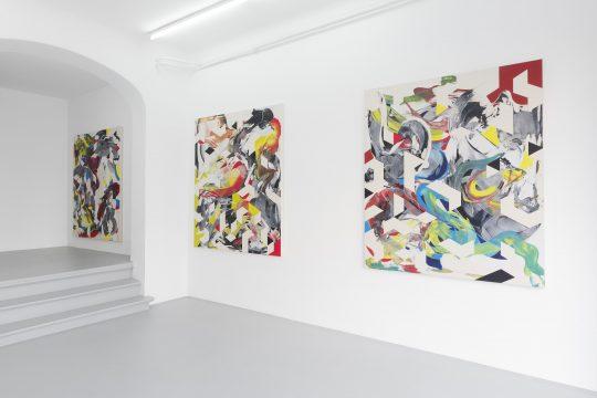 \n\tRecent Paintings : \n\tAb van Hanegem\n\t