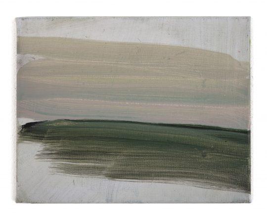 oil on canvas  \r<br>24 x 30 cm\r\n\r\nPhoto: Simone Strasser