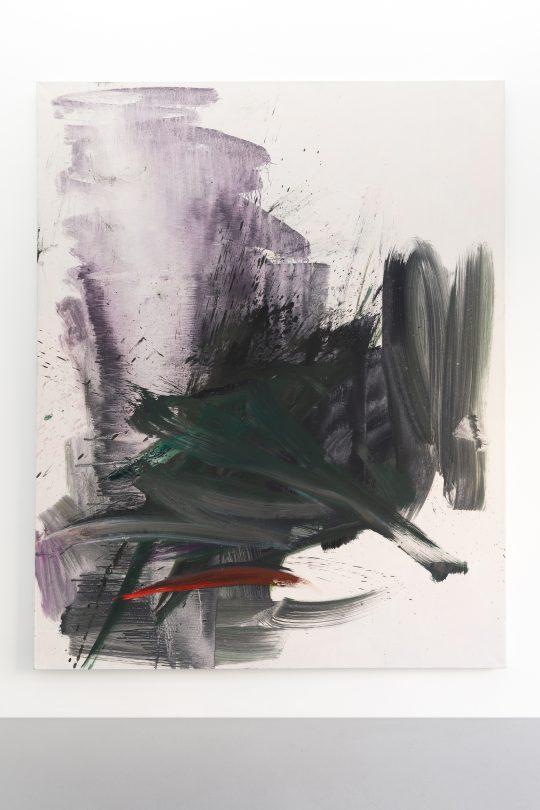 oil on canvas <br>240 x 190 cm\n\nPhoto: CHROMA, courtesy Galerie Gilla Loercher and the artist