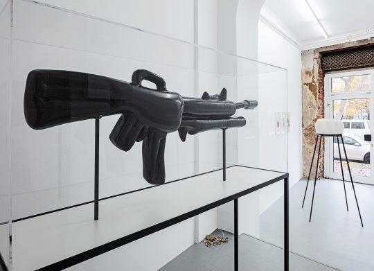 Photo: Cordia Schlegelmilch, courtesy Galerie Gilla Loercher and the artist