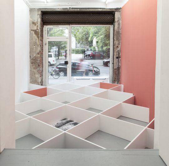 Foto: Quentin Lefranc, courtesy Galerie Gilla Loercher