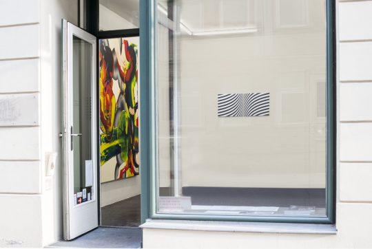 \n\tStudy for Position #4 at Galerie Gilla Loercher | Temporary : \n\tAb van Hanegem\n\t