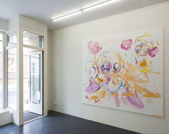 \n\tUS PAINTINGS at Galerie Gilla Loercher | Temporary : \n\tBettina Sellmann\n\t