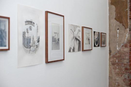 Photo: Dieter Düvelmeyer, courtesy Galerie Gilla Loercher and the artist