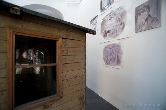 Photo: Dieter Düvelmeyer, courtesy Galerie Gilla Loercher