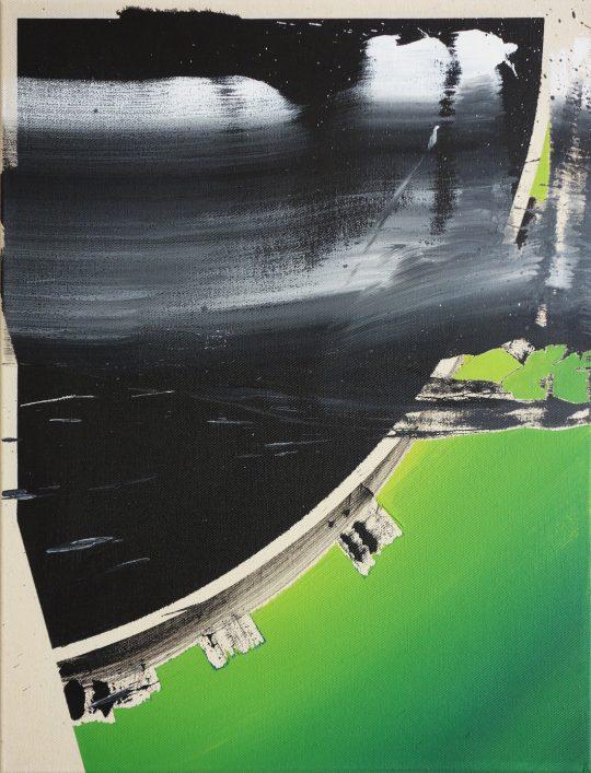 Acrylic on canvas <br>65 x 50 cm