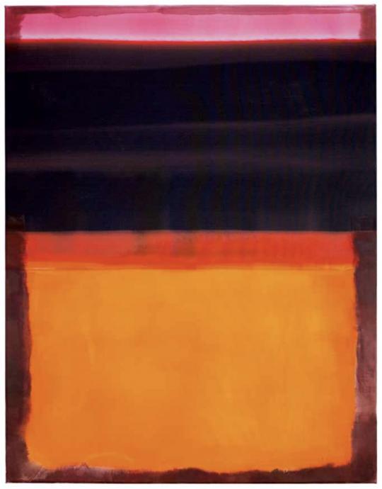 Oil on sublimationprint \r<br>90 x 70 cm\r\n\r\nPhoto: Claudia Zweifel