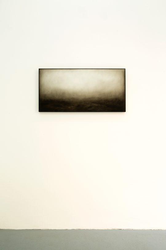 Painting by Ettore Frani\r<br>\r\nPhoto: Cordia Schlegelmilch, courtesy Galerie Gilla Loercher