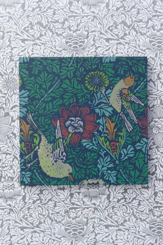 Stencil printing, acrylic on MDF \r<br>35 boards (each 20 x 20 cm) \r\nUnique edition 1/3 \r\n\r\nPhoto: Dieter Düvelmeyer, courtesy Galerie Gilla Loercher