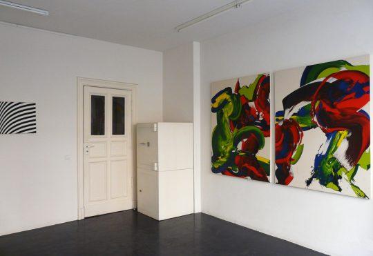 Photo: Ab van Hanegem, courtesy Galerie Gilla Loercher
