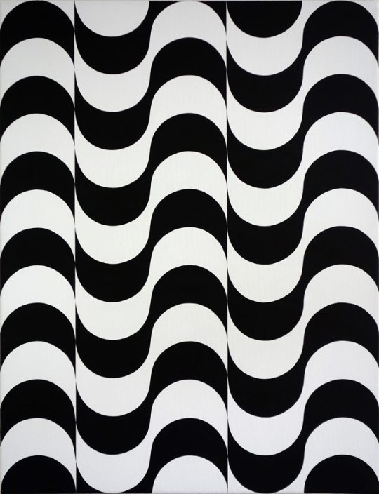 Acrylic on canvas\r<br>65 x 50 cm \r\n\r\nPhoto: Ab van Hanegem