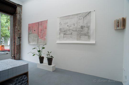 Photo: Dieter Düvelmeyer, coutesy Galerie Gilla Loercher