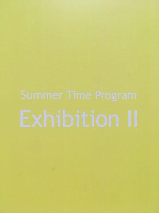 \n\tSummer Time Exhibition II: Scenery : \n\tGroup Show\n\t