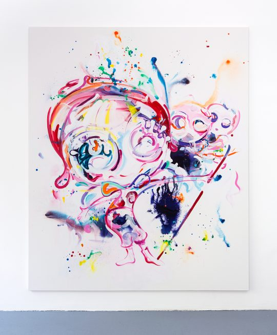 \n\tUS PAINTINGS at Galerie Gilla Loercher | Contemporary : \n\tBettina Sellmann\n\t
