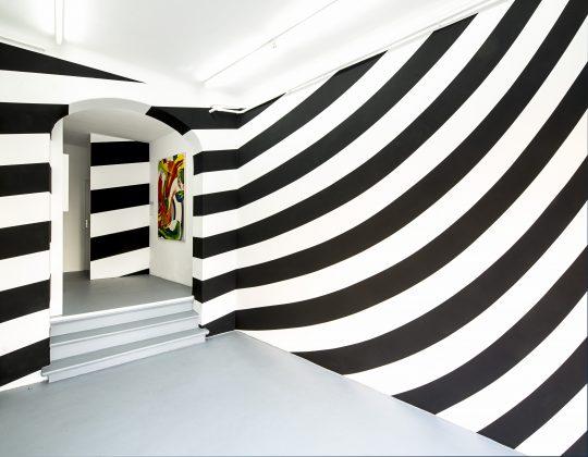 \n\tStudy for Position #4 at Galerie Gilla Loercher | Contemporary : \n\tAb van Hanegem\n\t