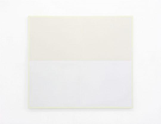 Acrylic on cotton<br>145 x 165 cm\n\nPhoto: Cordia Schlegelmilch