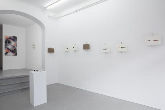at Galerie Gilla Loercher, Berlin\r<br>Foto: CHROMA, courtesy Galerie Gilla Loercher